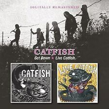 Catfish - Get Down / Live Catfish (2017)  CD  NEW  *Release 24th November*