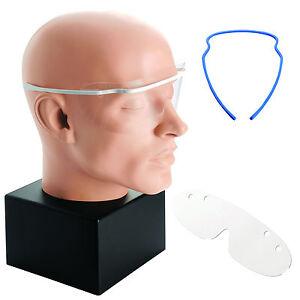 Schutzbrille für Experimente und beaufsichtigende Erwachsene
