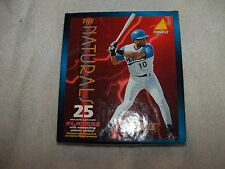 1994 Pinnacle Baseball The Naturals Complete Set 1-25 Ser. #081339 COA FREE SHIP