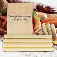 26mm Edible Sausage Packaging Tools Sausage Tubes Casing for Sausage Maker 1xg