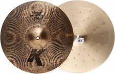 """Zildjian *FREE UK & EU SHIPPING* 15"""" K Custom Special Dry Hi-Hat Cymbals K1413"""
