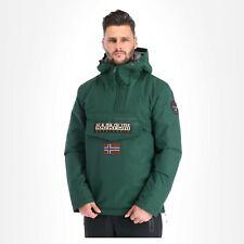 NAPAPIJRI RAINFOREST WINTER Jacket Autunno Inverno 2019 New Collection VERDE GD8