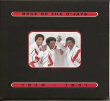 O'JAYS – Best of The O'Jays 1976-1991 (The Right Stuff/Capitol, USA - 1999) NEW!