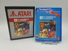 Atari Flashback Classics Classic Edition (Playstation Vita) - No Cards
