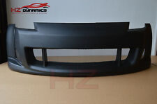 AMS Type Front Bumper BLACK MESH FOR Nissan 350z Z33 UK STOCK 350Z