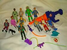 New listing Vintage 1980's 11 Ghost Busters Action Figures + accessories Lot