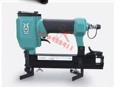 1PCS Blue Pneumatic V-NAILER Joining Gun Joiner Picture Frame Joiner V1015 NEW