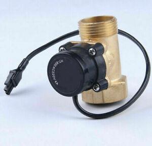 HT-800 G1 Gewinde 220V Durchflusssensor Flusssensor Schalter Flow Meter