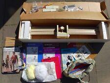 Singer SB100 Knitting Machine Manuals Lace Tuck Slip Stocking Stitch intarsia