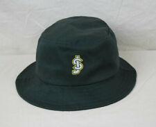 SHAKE JUNT Embroidered Logo Bucket Hat Large/XL Green NEW NWT Skate Streetwear