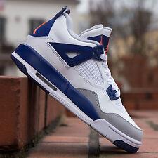 Nike Air Jordan 4 IV Retro New York Knicks GG Size 8.5y. 487724-132 1 2 3 5 8.5