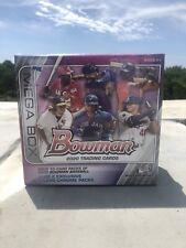 (1) 2020 BOWMAN MEGA BOX CHROME TARGET EXCLUSIVE BOX BRAND NEW SEALED Dominguez?