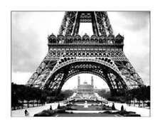 Paris La Tour Eiffel et le Vieux Trocadero Poster