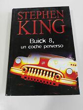 STEPHEN KING BUICK 8 UN CAR PERVERSE BOOK COVER HARD RBA 380 PAGS 2003