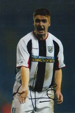 WEST BROM HAND SIGNED JAMES O'CONNOR 6X4 PHOTO 1.