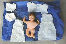 Vintage Baby Doll Blue Sleep Eyes 12 inch c.1962