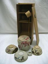Tea Set Japanese Tea Ceremony Traditional  Vintage #51