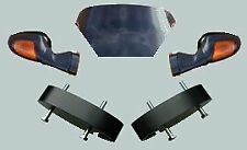 Honda Blackbird CBR1100XX 97-07 Mirror Extenders Pair