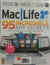 Mac Life Spring 2017 95 Incredible App Secrets 116 Pages Advice FREE SHIPPING sb