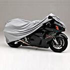 UNIVERSAL MOTORCYCLE SCOOTER MOTOR BIKE WATERPROOF OUTDOOR DUST RAIN COVER XL