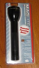 MAGLITE 2-C Cell Flashlight, Black Xenon Mag Lite Maglight Mag-lite 2 C Cell