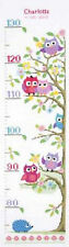 Owl Growth Chart - Vervaco Cross Stitch Kit New