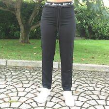 Pantaloni Fitness Elasticizzati Cotone Viscosa Pantajazz Tempo Libero e Sport