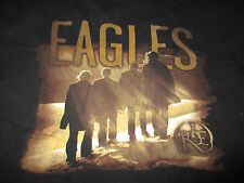 "2008-09 Eagles ""Long Road Out Of Eden"" Concert (Lg) Shirt Joe Walsh Glenn Frey"