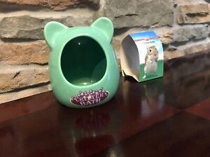 Kaytee Ceramic Critter Bath Ideal for Hamsters & Gerbils