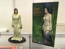 Sideshow Weta Lotr Lord of the Rings: Arwen Evenstar Statue!