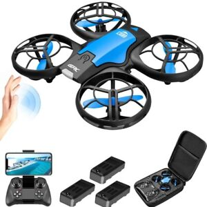 Drone HD Camera WiFi Fpv Air Pressure Height Maintain Foldable Quadcopter RC Dro