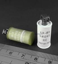Hot Toys Navy Seal in Vietnam Action Figure 1:6 Scale Smoke Grenade x2