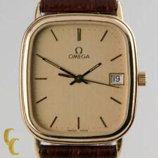 Relojes de pulsera OMEGA de piel para hombre