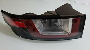 LAND ROVER RANGE ROVER EVOQUE LEFT TAIL LIGHT LR116199 OEM 2016 2017 2018 2019
