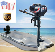 3.5HP 2-Stroke Boat Engine Outboard Motor CDI system 2.5kw Fishing Boat Engine