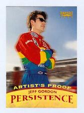 Jeff Gordon 1996 96 Pinnacle Artist Proof Parallel Insert Card #66 AP Rare Find