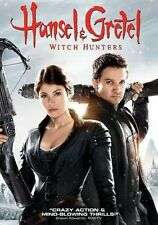 Hansel & Gretel: Witch Hunters (2017, DVD NIEUW)
