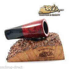 Mr.Brog original HAND MADE Holder Mouthpiece Stem for cigar nr C 16 CHERRY Briar