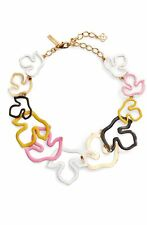 Oscar De La Renta Openwork Collar Necklace 154181
