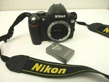 Nikon D60 Digital Camera Body Only Used