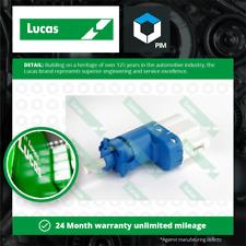 Brake Light Switch fits FORD FIESTA Mk5, Mk6 2004 on Lucas 1224326 1227340 New
