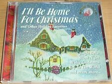 I'LL BE HOME FOR CHRISTMAS AND OTHER HOLIDAY FAVORITES CD 1996 RETRO HOL35402