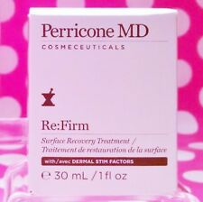 PERRICONE RE:FIRM REFIRM SKIN SMOOTHING TREATMENT FULL SIZE 1 OZ  NEW BOX