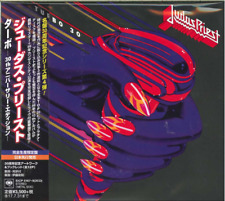 JUDAS PRIEST-TURBO (30TH ANNIVERSARY EDITION)-JAPAN 3 CD Ltd/Ed I19