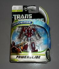 TRANSFORMERS DARK OF THE MOON CYBERVERSE POWERGLIDE AUTOBOT RECONDITIONNE TTBE