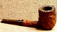CASTELLO - Old Sea Rock, SC 16, Saddle Stem Billiard - Smoking Estate Pipe