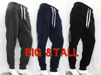 Big & Tall Southpole SP Active Men Fleece Jogger Pants 4 Color