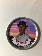 2017 Topps Archives Alex Bregman rookie coin insert Astros RC