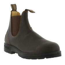 Blundstone 550 Mens Brown Leather Pull On Chelsea Ankle Boots Size UK 7-12