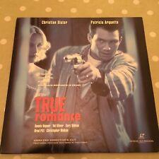 True Romance Laserdisc Widescreen NTSC